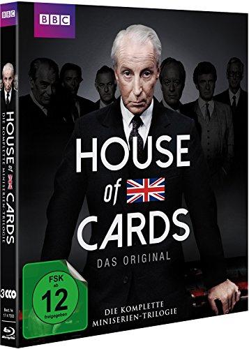House of Cards - Die komplette Miniserien-Trilogie [Blu-ray]