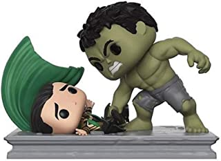Funko Pop! Movie Moments Marvel Studios: Hulk Smashing Loki #362