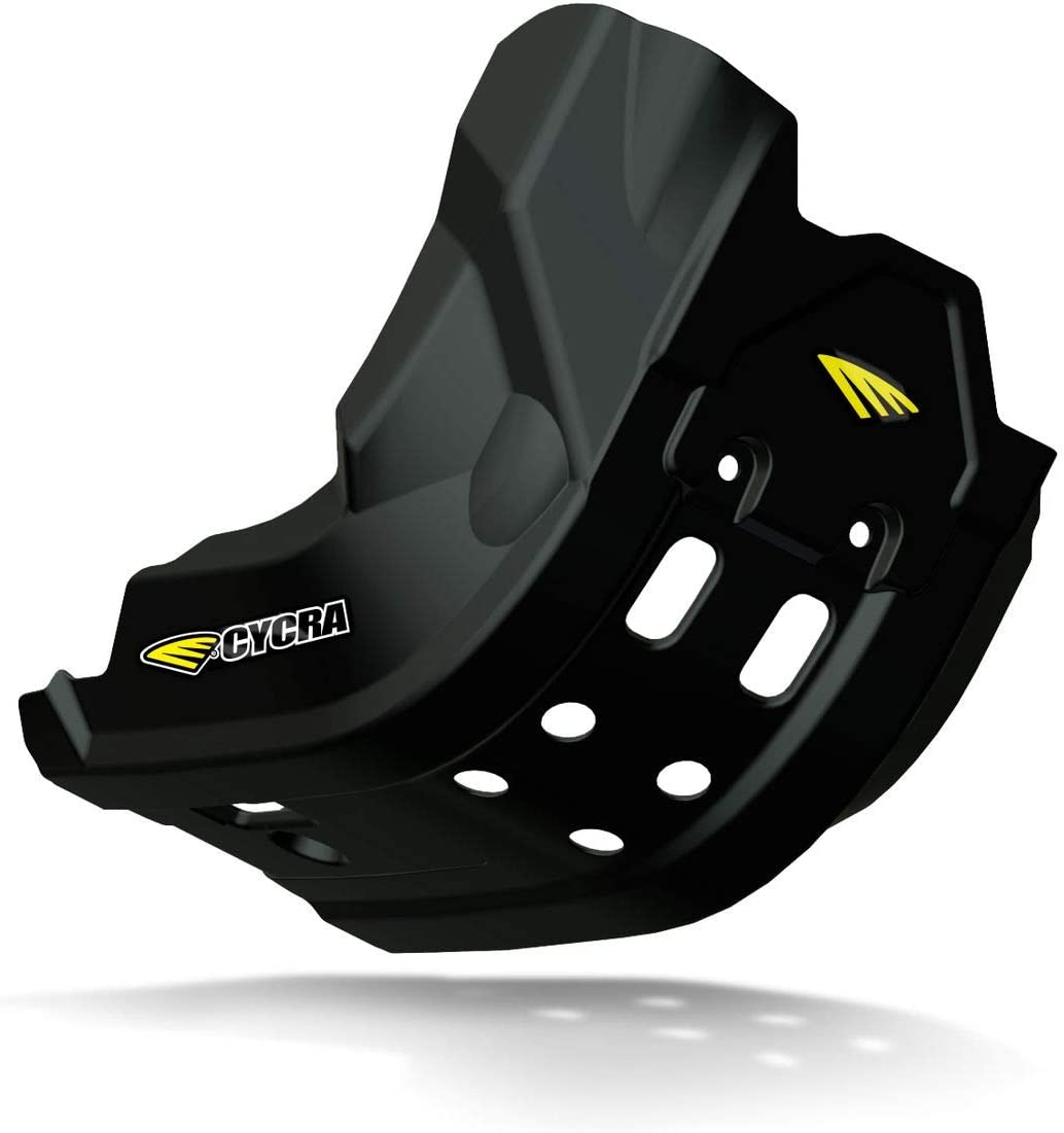 Cycra Full Coverage Skid Plate Black Yamaha YZ250F Limited time sale Dealing full price reduction 19-20 for