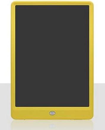 10 pollici LCD scheda ortografia tabella di ardesia elettronica disegno elettronico graffiti pad LCD ortografia puzzle giocattoli per bambini (giallo) - Confronta prezzi