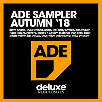 ADE Sampler '18