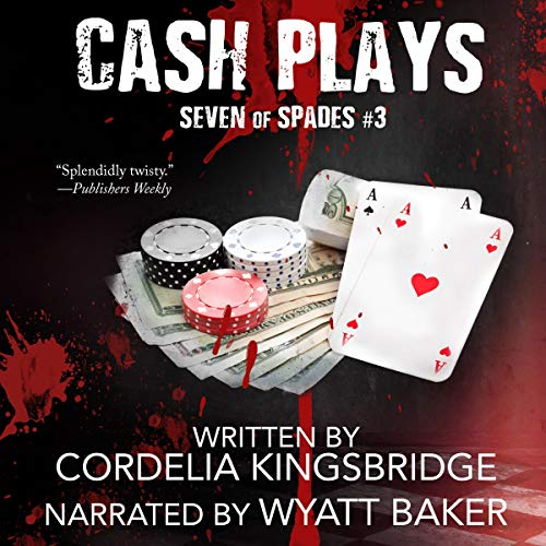 Cash Plays audiobook cover art