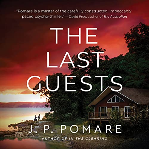 The Last Guests Audiobook By JP Pomare cover art