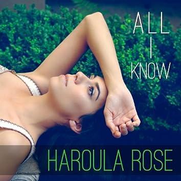All I Know - Single