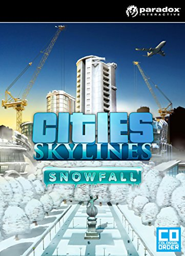 Cities: Skylines - Snowfall [Code Jeu PC/Mac - Steam]