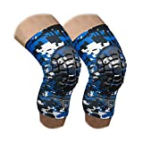 Best Wrestling Knee Pads - Bucwild Sports Compression Knee Pads for Basketball Volleyball Review