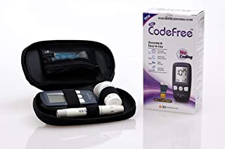 Codefree Blood Glucose Monitor/Monitoring Test/Testing Kit+