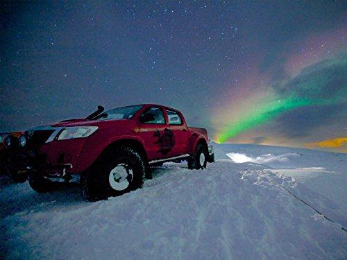 第16話 オフロードトラックで氷河と火山に挑む!