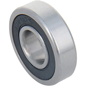 16101-2RS 12x30x8 Sealed 12mm//30mm//8mm 16101RS Deep Groove Radial Ball Bearings