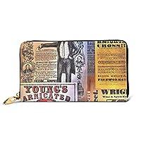 先進アメリカ 本革 財布 小銭入れ 長財布 小さい財布 大容量 多機能 ジッパー財布 贈り物 防水 耐久性 高級感