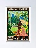 AZSTEEL Kuala Lumpur Malaysia Poster