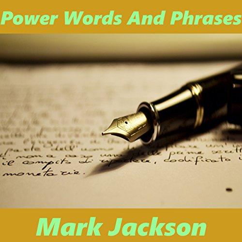 Power Words and Phrases Titelbild
