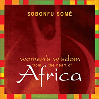 Women's Wisdom from the Heart of Africa audiobook cover art