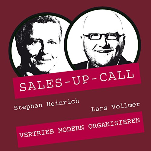Vertrieb modern organisieren audiobook cover art