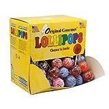 Original Gourmet Change Maker Mini Cream Swirl and Original Lollipops, 100 Count (Pack of 1) from Original Gourmet