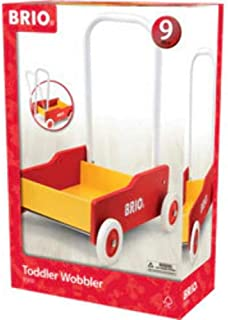 Brio BRI31350 Toddler Wobbler (red/Yellow) Baby Toy