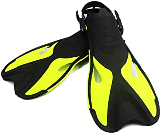 Joick BOIHON Swimming Fins Kids Adult Adjustable Foot Flippers Submersible Professional Dive Open Diving Snorkeling Shoes