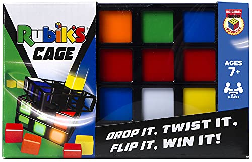 John Adams- Jaula de Rubik, Multicolor (10701)