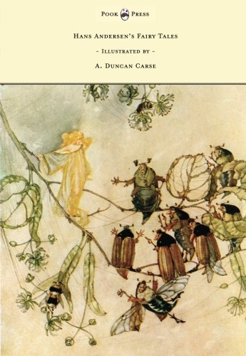 Compare Textbook Prices for Hans Andersen's Fairy Tales - Illustrated by A. Duncan Carse  ISBN 9781473327887 by Andersen, Hans Christian,Carse, A. Duncan