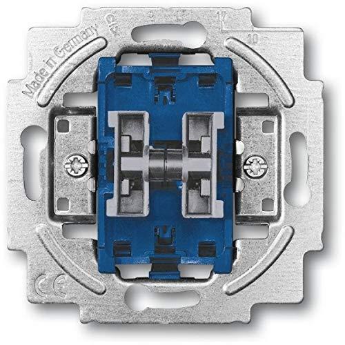 Wippschalter-Einsatz, Wechsel/Wechsel-Schaltung 2400/6/6 US-101