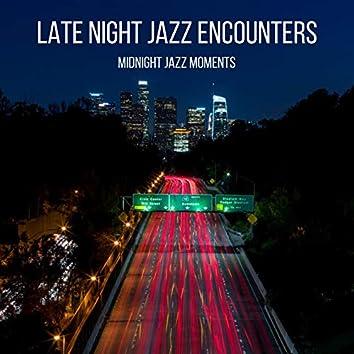 Midnight Jazz Moments