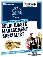 Solid Waste Management Specialist