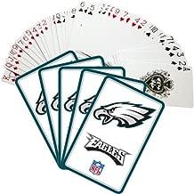 Philadelphia Eagles NFL Team Logo Playing Cards