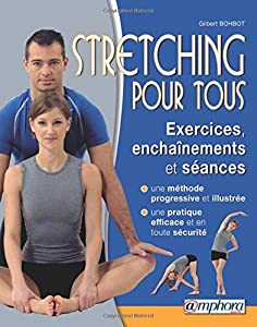 Book's Cover ofLe Stretching pour tous