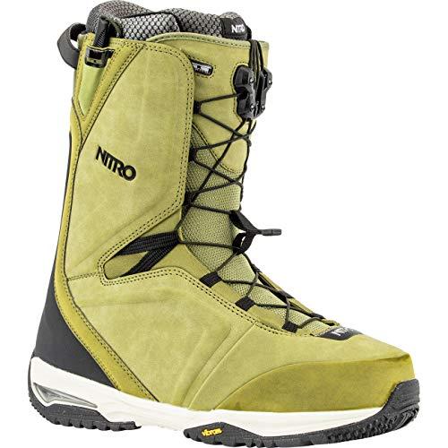 NITRO Herren Snowboardboot Team TLS Boot´20, Größe:46, Farben:Two Tone Green