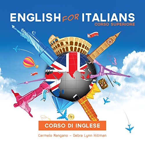 Corso di Inglese, English for Italians: Corso Superiore  By  cover art