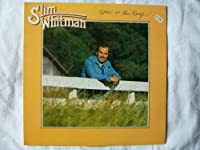 SLIM WHITMAN Home on the Range LP 1977