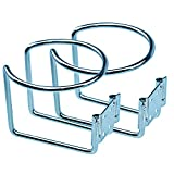 Palmyth 2pcs Stainless Steel Boat Ring Cup Drink Holder for Marine Yacht Truck RV Camper