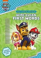 Wipe-Clean First Words (Paw Patrol)