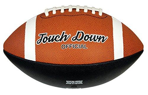 Midwest Touch Down-American-Football-Ball, braun, Senior