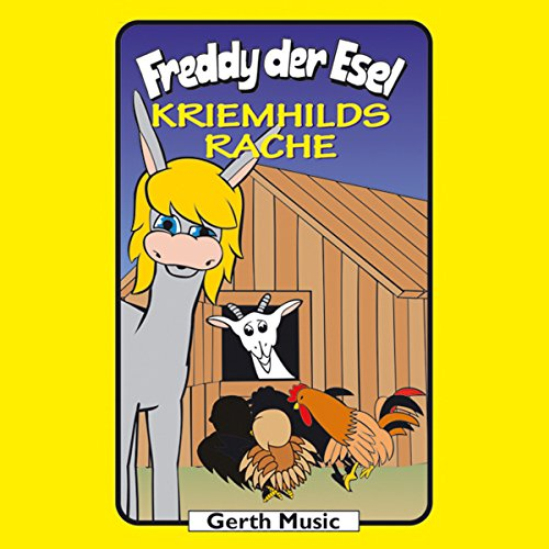 Kriemhilds Rache cover art