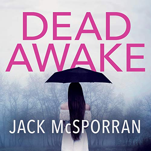 Dead Awake audiobook cover art