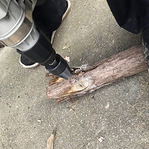 Lowest Prices! stonishi Firewood Splitting Drill Bit Wood Log Splitter Auger Splitting Screw Wood Br...