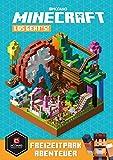 Minecraft, Los geht's! Freizeitpark-Abenteuer - Stephanie Milton