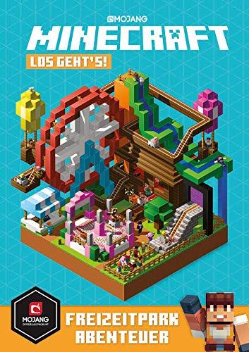 Minecraft, Los geht\'s! Freizeitpark-Abenteuer: Ein offizielles Minecraft-Buch (Minecraft - Schnelleinstieg, Band 1)