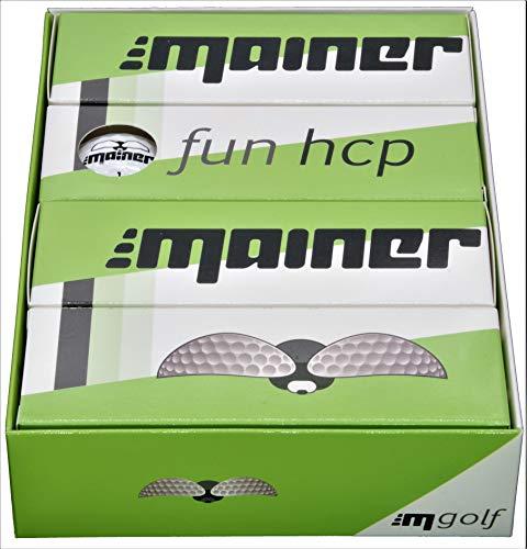 Emainer Neukunden Angebot Golfball, 12er-Pack, softe Golfbälle mit maximaler Reichweite, Basecap,