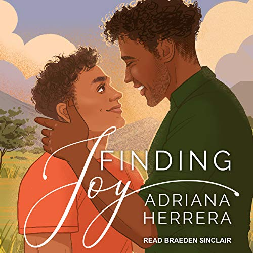 Finding Joy  By  cover art