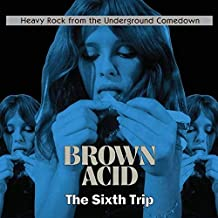 Brown Acid - The Sixth Trip / Various
