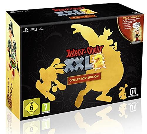 Asterix & Obelix Xxl2 Collectors Edition- Ps4