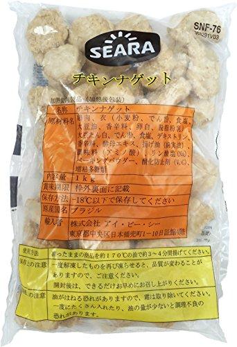 代々木フードマート チキンナゲット 業務用 1kg