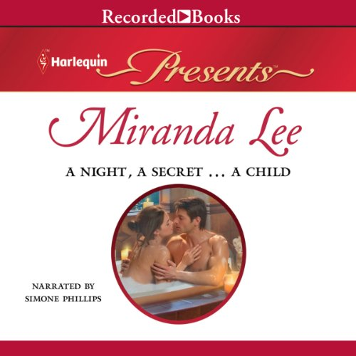 A Night, a Secret…a Child audiobook cover art