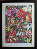 Unbekannt Wilco Gig-Poster mit Passepartout, 30,5 x 40,6 cm