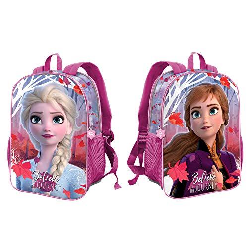 KARACTERMANIA Frozen Believe-Mochila Dual (Pequeña)