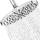 8 Inch Rainfall Shower Head by WaterPoint - Large...