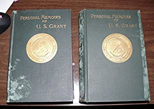 First Edition Personal Memoirs of U.S. Grant 2 Book Set