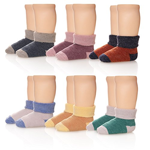 2 pairs Natural fabric Material Sport Kids Ankle socks Size 1-3 80/% Cotton